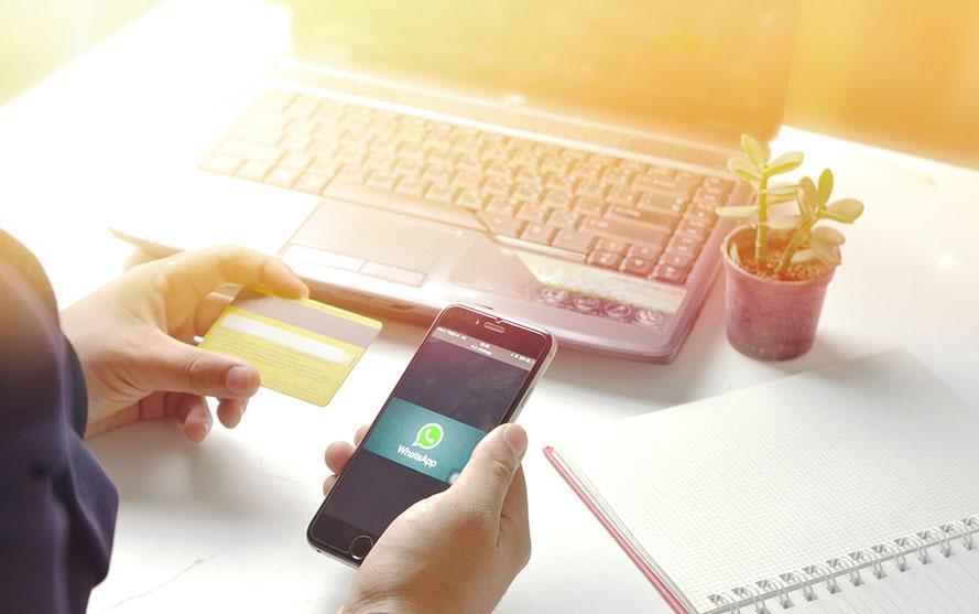 Como a nova ferramenta de pagamentos via WhatsApp pode impactar seus negócios